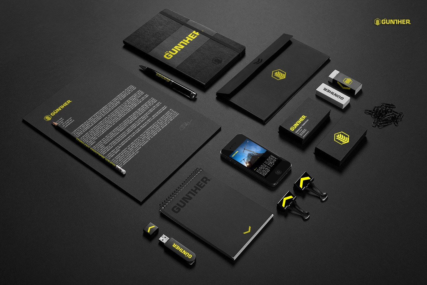gunther stationary design